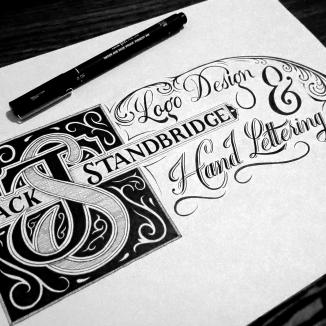 Logo Design & Hand Lettering