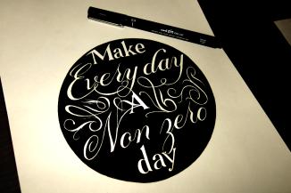 Non Zero Days