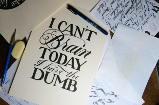 I can't brain today, I have the dumb