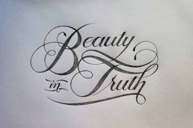 Beauty in Truth