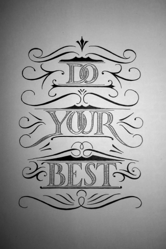 Do Your Best
