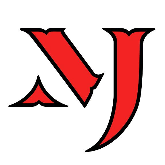MJ Monogram Large