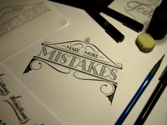 Make More Mistakes