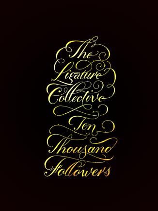 The Ligature Collective - Ten Thousand Followers