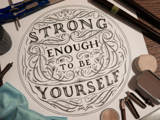 Strong Enough To Be Yourself