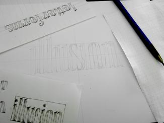 Illusion Design Sketch
