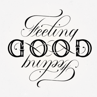 Feeling Good Vector
